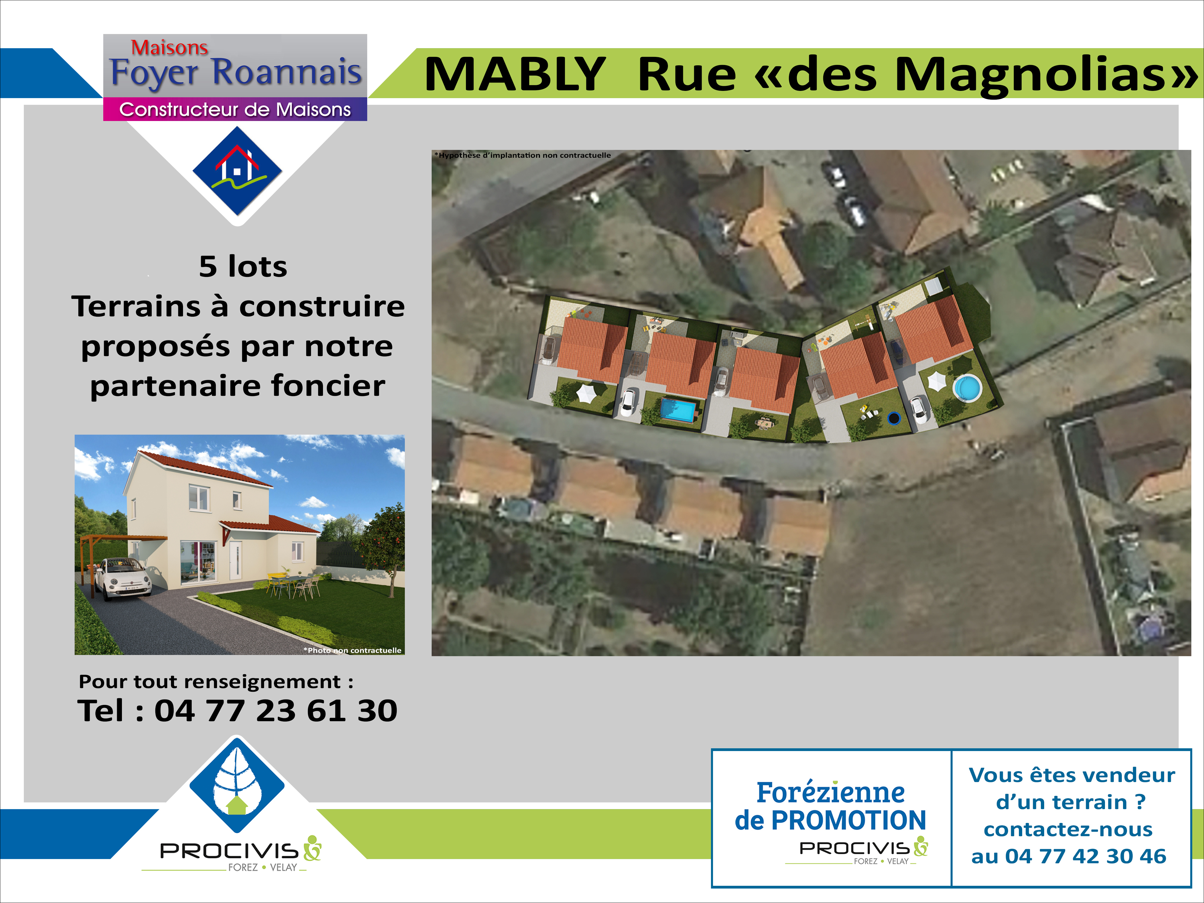 TERRAINS à MABLY